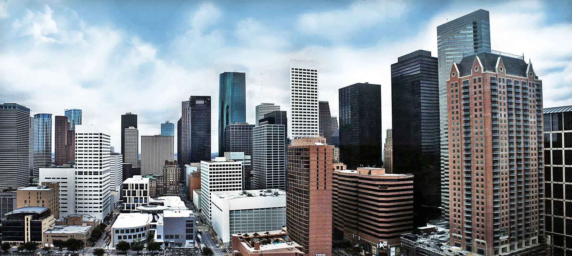 Houston Downtown Image